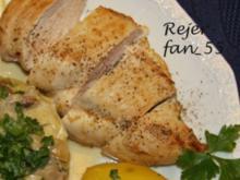 Grill: Zitronen-Hähnchenbrust - Rezept