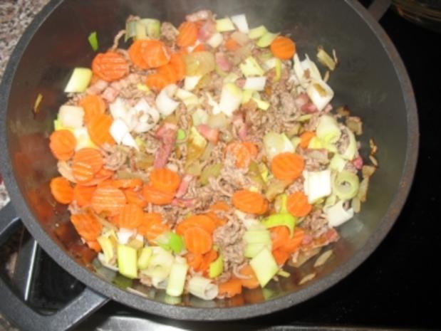 schwäbische kartoffelsuppe - Rezept - Bild Nr. 6