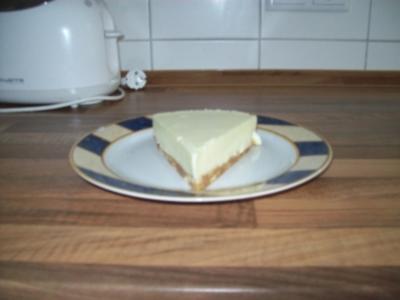 Philadelphia-Zitronen-Torte - Rezept