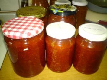 Erdbeer-Marillen-Marmelade - Rezept