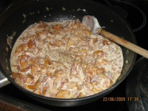 Badische Pfifferling - Pfannkuchen - Rezept - Bild Nr. 10