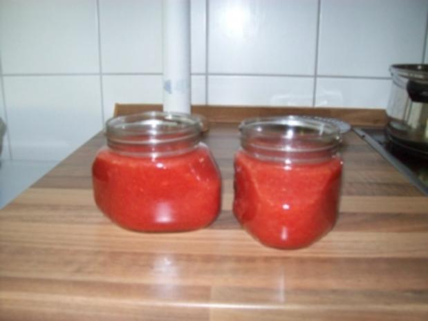 Fruchtige Erdbeere ( Marmelade ) - Rezept - Bild Nr. 2