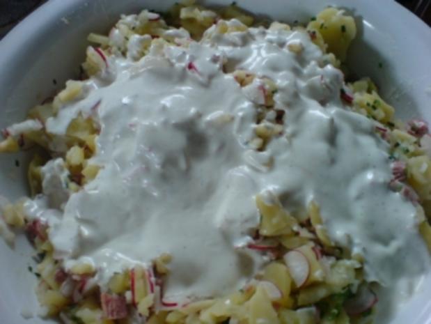 Bunter Kartoffelsalat - Rezept - Bild Nr. 14