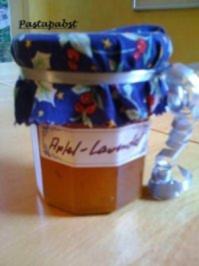Apfel - Lavendel - Konfitüre - Rezept