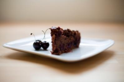 Schokoladen-Kirsch-Torte - Rezept