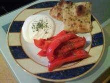 Paprika indische Art - Rezept