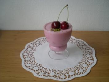 Kirsch Dessert - Rezept