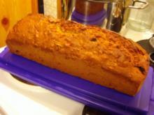 Brot: Orangenbombe - Rezept