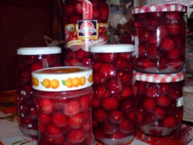 Süßkirsch-Kompott - Rezept - Bild Nr. 3