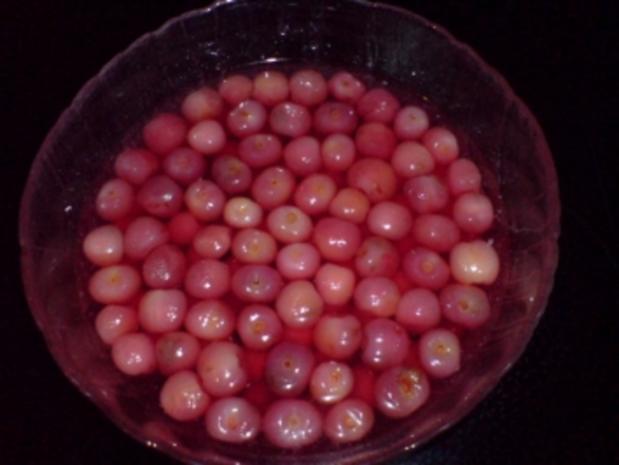 Süßkirsch-Kompott - Rezept - Bild Nr. 7