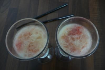 Eierbeer-Cocktail - Rezept