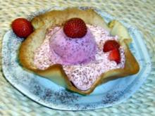 Erdbeer-Körbchen - Rezept