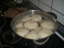 2 Tage-Kartoffelklöße halb&halb - Rezept