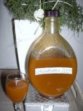 Marillenlikör - Rezept