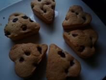 Johannisbeer - Muffins - Rezept