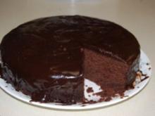 Chocolate Mud Cake – ein Kuchen aus Australien - Rezept