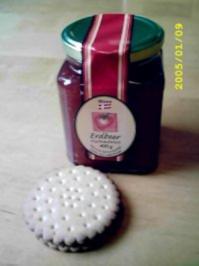 fruchtige Erdbeer-Vanille-Doppeldecker - Rezept