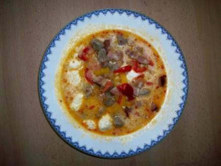 Hirten-Gulaschsuppe - Rezept