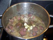 Fleisch - Lammgulasch - Rezept