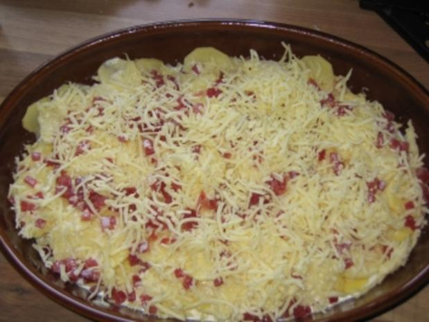 Kartoffelgratin -klassisch- - Rezept - Bild Nr. 3