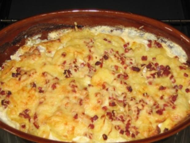 Kartoffelgratin -klassisch- - Rezept