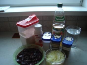 Saure Leber mit Semmelknödeln - Rezept