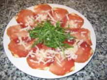 Bresaola (della Valtellina) - aber richtig  !!! - Rezept