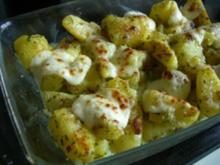 Holgi´s  Kräuterkartoffeln - Rezept