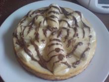 Banana-Split-Schnitten - Rezept