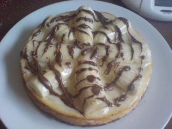 Rezept: Banana-Split-Schnitten