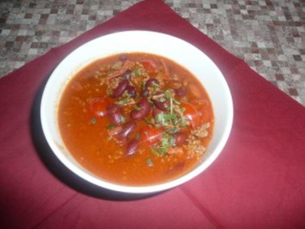 Chilli Cone Carne - Rezept