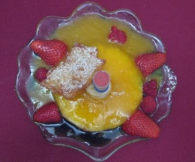 Ananas Surprise - Rezept