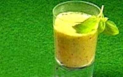 Gurken-Apfel-Drink - Rezept