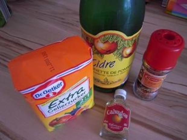 Cidre-Chili-Gelee - Rezept - Bild Nr. 2