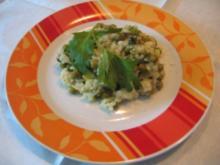 Gemüserisotto, grünes - Rezept