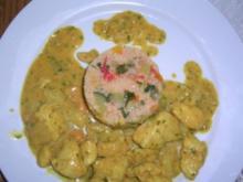 Ananashähnchen mit Couscous - ein exotisch angehauchtes Gericht - - Rezept