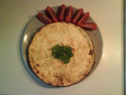 Eier: Zucchini-Omelette - Rezept