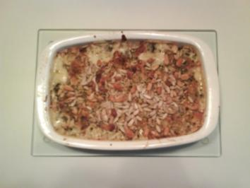 Auflauf: Feiner Brokkoli-Gratin - Rezept