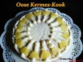Kuchen  Oose Kermes-Kook - Rezept