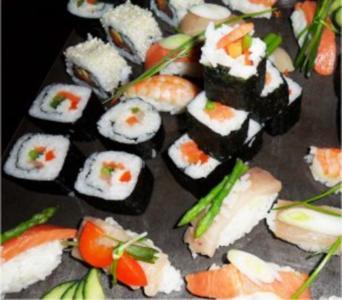Sushi - Rezept