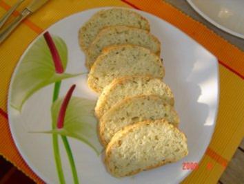 Knuspriges Ciabatta mit verschiedenen Geschmacksvarianten - Rezept
