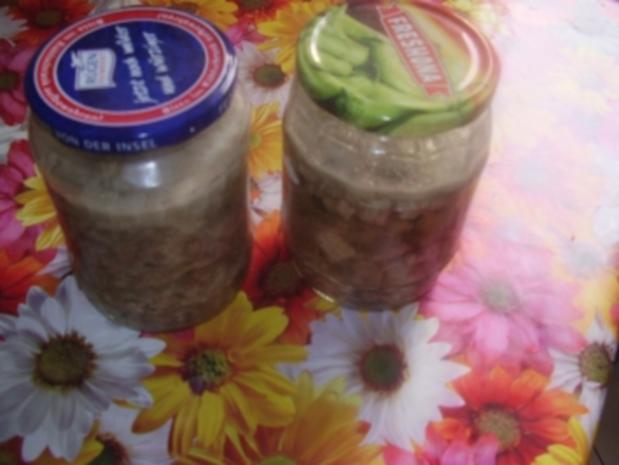 Sülze mit Bratkartoffeln - Rezept - Bild Nr. 2