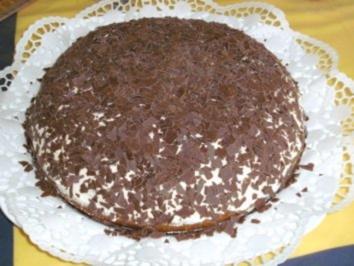 Mandarinen-Sahne-Kuchen - Rezept