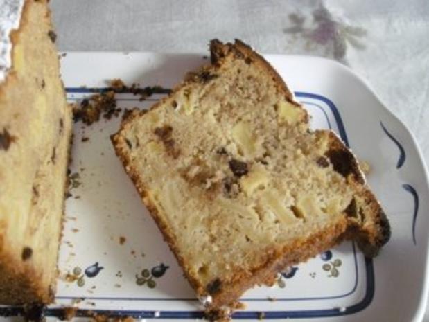 Schoko-Apfel-Zimt-Kuchen - Rezept - Bild Nr. 3