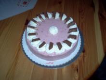 Joghurt-Torte - Rezept