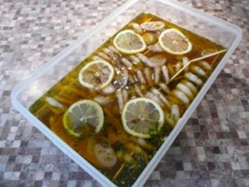 Feinschmeckerplatte zum Grillen - Rezept