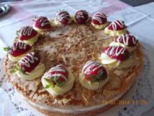 Erdbeer- Baisertorte - Rezept - Bild Nr. 4904