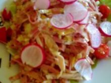 Habi´s fettarmer Wurstsalat - Rezept - Bild Nr. 3