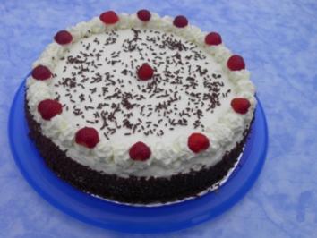 29 Himbeer Sahne Torte Rezepte Kochbar De
