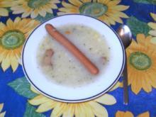 SUPPE - Uta's Kartoffelsuppe - Rezept